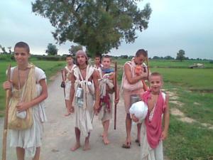 Gurukula di Vraja